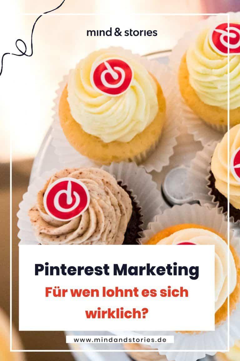 Pinterest Marketing - Für wen lohnt es sich wirklich? Grafik