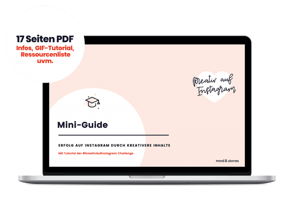 Freebie: 17 Seiten PDF Mini Guide mit Ressourcenliste, Tutorial, Informationen uvm.