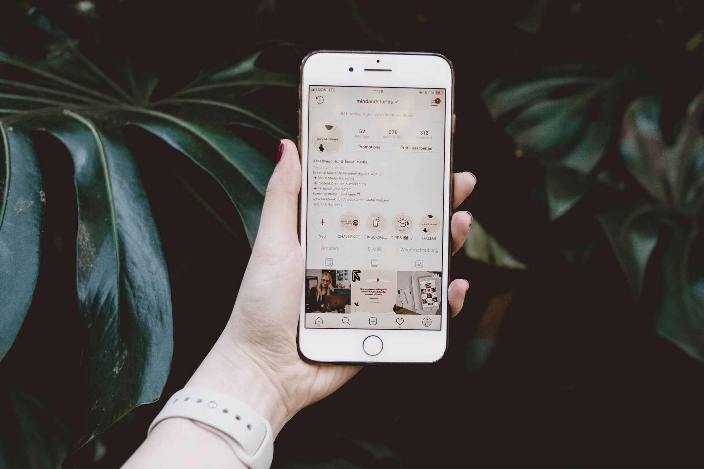 Kreativität auf Instagram - Wie du deine Follower mit kreativen Inhalten begeisterst